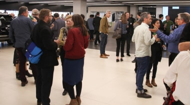 Photos of the 2017 TIDA New Zealand Homes event, institution, job, white, black