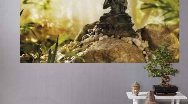 Buddha Interieur home, interior design, table, wall, brown, gray