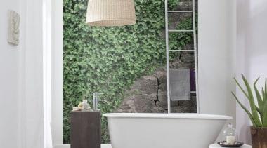 Ivy Interieur bathroom, floor, home, house, interior design, living room, room, wall, window, white, gray