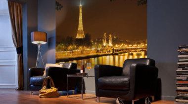 Nuit dor Interieur furniture, home, interior design, living room, room, table, wall, brown, black