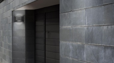 Exterior and Outdoor Lights architecture, building, facade, wall, window, gray, black