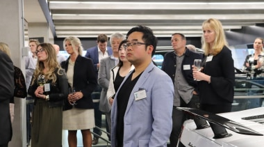 Kevin Pan (New Pearl) auto show, automotive design, car, family car, luxury vehicle, motor vehicle, socialite, technology, vehicle, gray, black