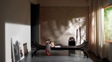 eco wood acacia negra 20x120 living area lounge architecture, ceiling, floor, flooring, house, interior design, lobby, room, wall, window, brown, black