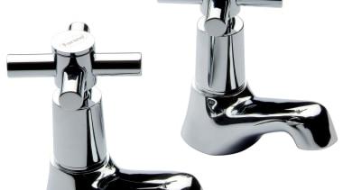 X-Factor Basin Taps XFAC2 hardware, plumbing fixture, product, tap, white