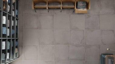 Velvet Cromo 600x600 architecture, daylighting, floor, flooring, tile, wall, gray