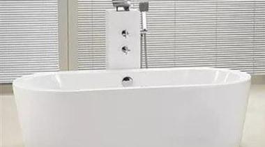 Nobilty bathroom sink, bathtub, plumbing fixture, product, product design, tap, white