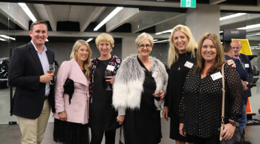 10 May 2018, at the Giltrap Group Building event, socialite, black, gray
