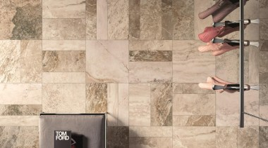 Suitable for use in private,public and retail locations,natural-look floor, flooring, tile, wall, orange