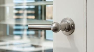Formani Ferrovia exclusive to www.sopersmac.co.nz door handle, product design, white, gray