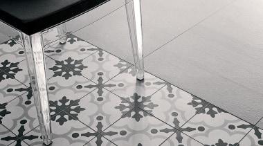 200x200mm rectified porcelain, matt finish, suitable for floors angle, black, black and white, design, floor, flooring, line, monochrome, monochrome photography, pattern, tile, wall, gray
