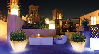 Exterior and Outdoor Lights estate, home, interior design, landscape lighting, lighting, property, real estate, blue