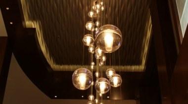 Series 14 - Bocci Lights ceiling, chandelier, decor, interior design, light, light fixture, lighting, lighting accessory, brown, black
