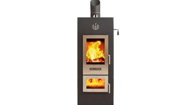 Ultra Low Emission Burner heat, home appliance, product, wood burning stove, white
