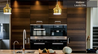 Highly Commended – Matisse, Laura Ellis – TIDA cabinetry, countertop, interior design, kitchen, brown