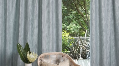 Harrisons Curtains chair, curtain, decor, floor, furniture, home, interior design, living room, shade, textile, window, window covering, window treatment, gray
