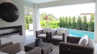 New Albany Show Home estate, home, interior design, living room, property, real estate, window, gray