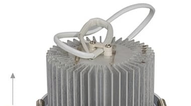 FeaturesDesigned in a high quality cast fitting with lighting, product, product design, white
