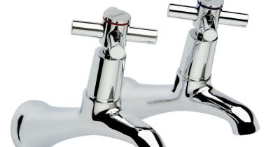 X-Factor Bath Taps XFAC3 hardware, plumbing fixture, product, tap, white