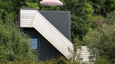 Active Design architecture, cottage, house, hut, roof, shed, tree, wood, brown, green