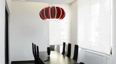 Blomma from Grok, Spain ceiling, floor, flooring, house, interior design, light fixture, living room, product design, room, table, wall, wood flooring, white