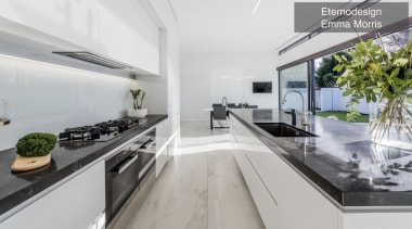 Highly Commended – Eterno Design, Emma Morris – countertop, house, interior design, kitchen, property, real estate, gray