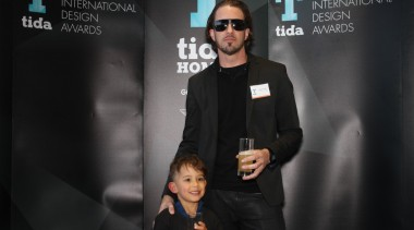 John Pollard (and junior) from Archimedia Group Limited gentleman, suit, black