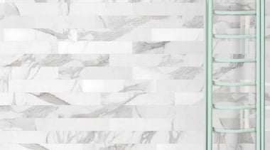 The mix of polished, matt and textured finishes product, wallpaper, white