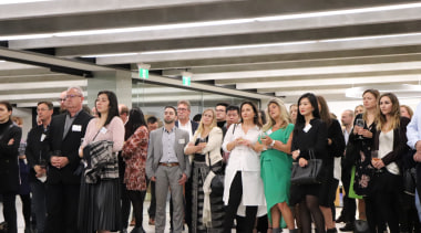 10 May 2018, at the Giltrap Group Building event, social group, black, white