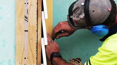 RAB pre - Cladding 1 wood, white