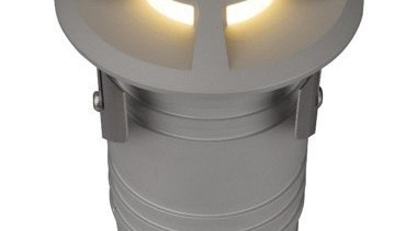 FeaturesThis low profile exterior path light is designed lighting, product design, white, gray