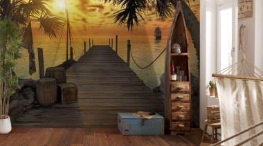 Treasure Island Interieur home, interior design, property, wall, wood, black, brown