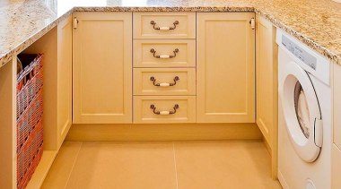 Laundry, bar, scullery, library designs, and more, we cabinetry, countertop, cupboard, drawer, floor, flooring, furniture, hardwood, kitchen, product, property, room, wood, wood stain, orange