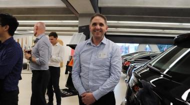 Rhys Tracy-Inglis auto show, automotive design, car, land vehicle, motor vehicle, technology, vehicle, black, gray