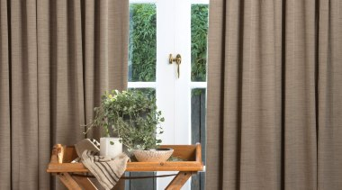 Harrisons Curtains curtain, decor, interior design, textile, window, window covering, window treatment, wood, brown, gray