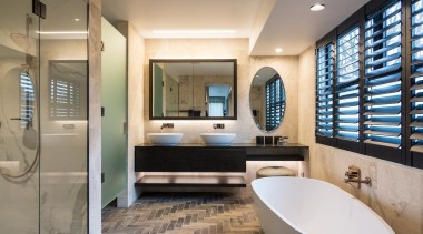 See more from Armstrong Interiors bathroom, estate, floor, interior design, room, gray
