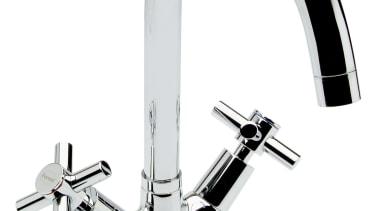 X-Factor Sink Mixer XFAC1 bathtub accessory, hardware, plumbing fixture, product, tap, white