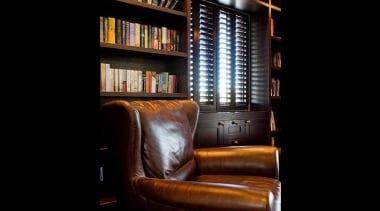 Laundry, bar, scullery, library designs, and more, we bookcase, furniture, interior design, shelving, black