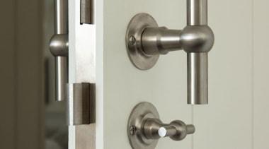 Formani Ferrovia exclusive to www.sopersmac.co.nz door handle, hardware accessory, lock, product design, gray