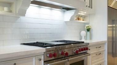 Kitchen cabinetry, countertop, cuisine classique, floor, flooring, home appliance, interior design, kitchen, room, gray