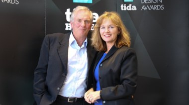 Tony and Janet Banks (Sopersmac) award, formal wear, public relations, socialite, suit, black