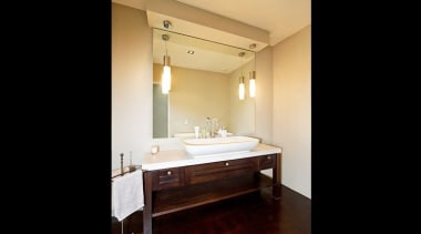 Our designs can take form even in small bathroom, ceiling, floor, flooring, home, interior design, property, room, suite, black