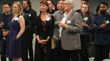 Photos of the 2017 TIDA New Zealand Homes event, socialite, black