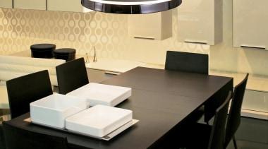 Cumbia from La Creu, Spain ceiling, chair, furniture, interior design, light fixture, lighting, product design, table, orange, black