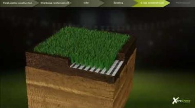 Xtragrass is a hybrid mix of synthetic turf biome, ecosystem, grass, grass family, green, plant, black, brown