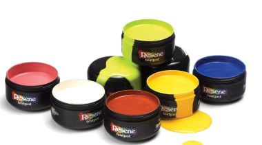 Res Display Testpots 2 plastic, product, white