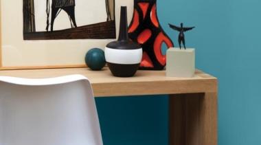 Testpot Hero Awash blue, chair, desk, furniture, interior design, shelf, shelving, table, teal
