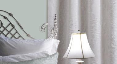Waltz bedroom, curtain, decor, interior design, textile, window covering, window treatment, gray