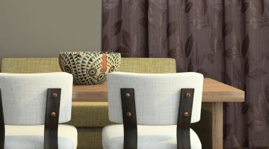 Wildlife Room Stone chair, coffee table, couch, curtain, floor, flooring, furniture, interior design, living room, room, table, textile, wall, window covering, window treatment, gray, black