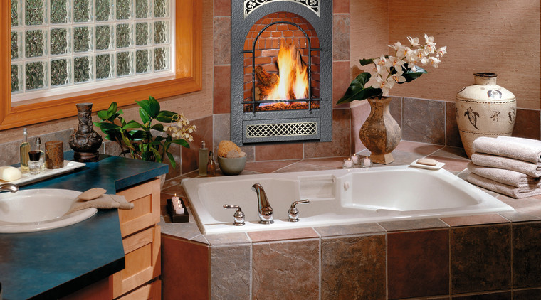 View of this luxury bathroom bathroom, countertop, home, interior design, room, brown