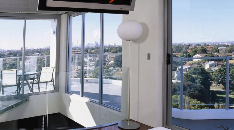Interior view of lounge and living interior design, real estate, window, white, gray